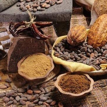 Cioccolato di Modica fatto in casa