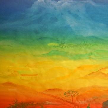 Pittura con l'acquarello – La terapia artistica, un rimedio dei nostri tempi