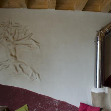 Visita alla Casa di paglia Felcerossa