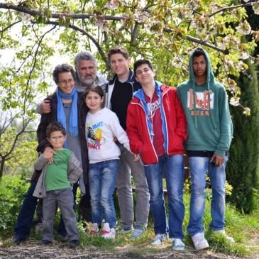 Il 2017 alla Casa di Paglia Felcerossa : Laboratori e Corsi
