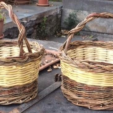Il cesto tradizionale siciliano